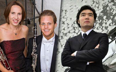 Schubert, Mozart og Strauss
